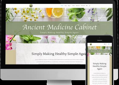 Ancient Medicine Cabinet